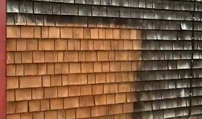 Cedar Roof Cleaning Amp Restorations Oregon Roof Cleaning